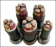 EN50264特殊防火性能铁路车辆标准壁厚电缆